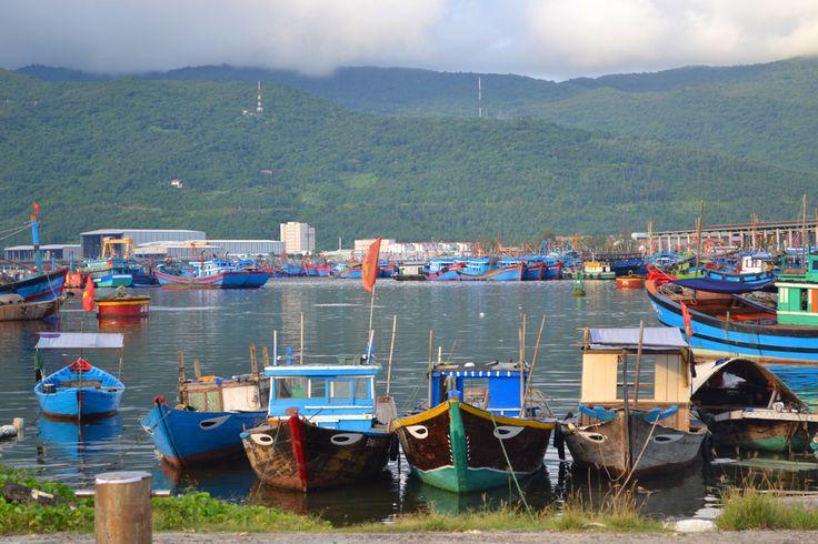 Danang City, Vietnam Вьетнамский город Дананг
