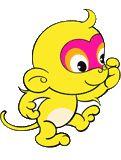 China Zodiac Animal - Monkey
