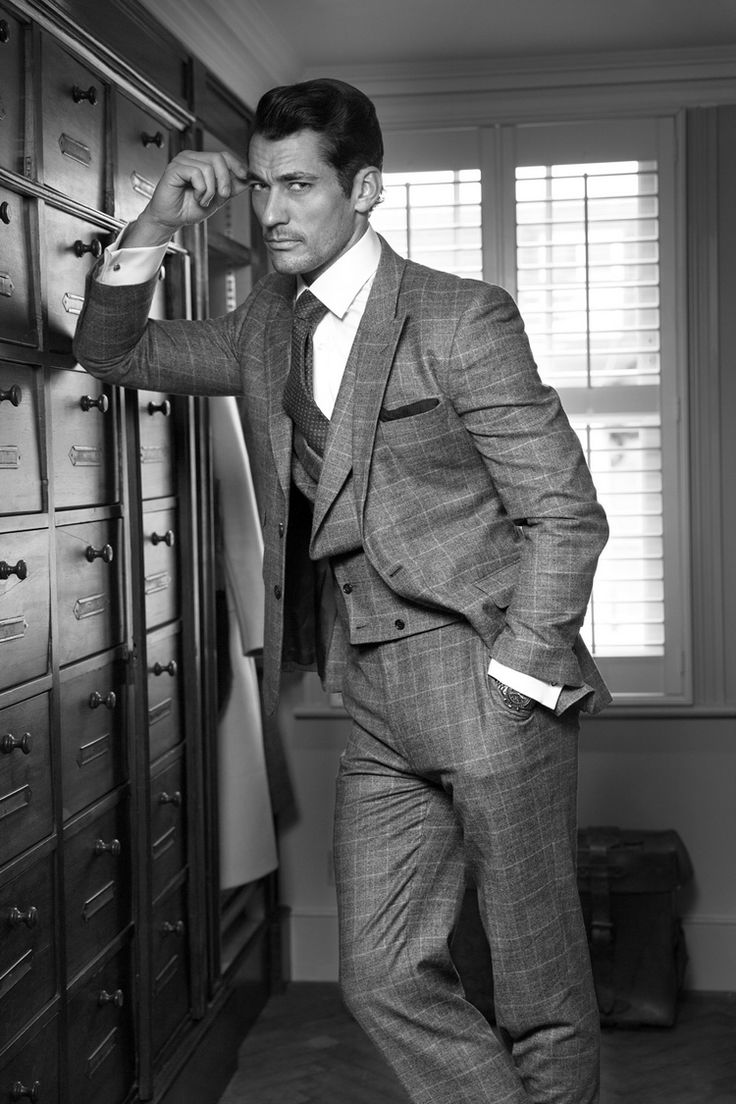 David Gandy for GQ Style Brazil by Arnaldo Anaya Lucca
