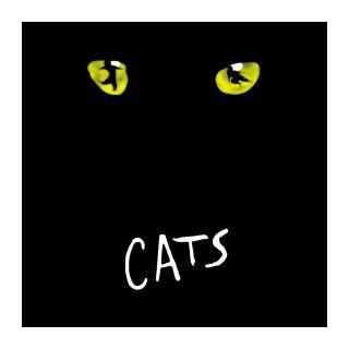 catsのロゴ:目ヂカラで訴える | ロゴストック