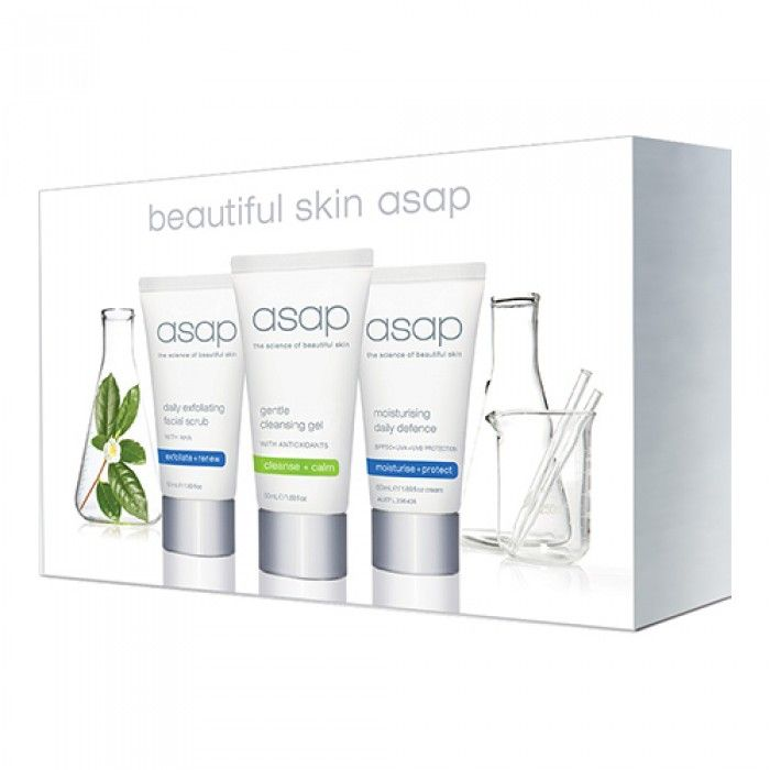 asap Beautiful Skin Pack 3 x 50ml