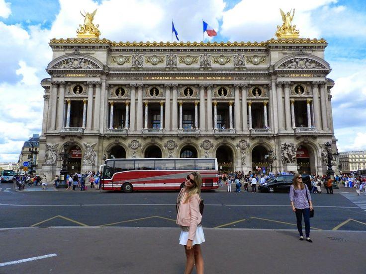 85 PASSEIO 07 OPERA DE PARIS PALAIS GARNIER ballet Galeries Lafayette lojas de departamento Grands Boulevards Opera - dicas o que fazer em paris roteiros de viagem
