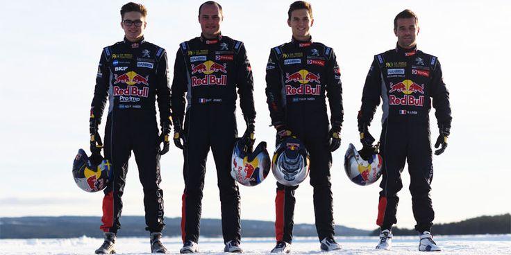 Sébastien Loeb rejoint le Team #PeugeotHansen, l'équipe championne du monde de Rallycross   #208WRX