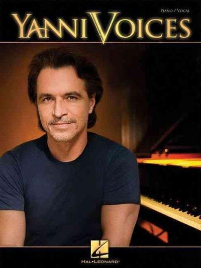 (Vocal Piano). 17 piano/vocal arrangements from the first Yanni album to feature vocalists. Titles include: Amare di Nuovo (Adagio in C Minor) * Before the Night Ends * Moments Without Time * Never Le