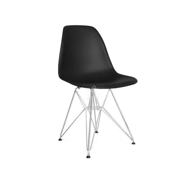 Black Modern Chair A&B Home4You