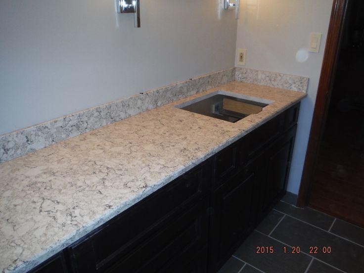 Lg Viatera Aria Quartz Kitchen Install For The Foster Family Knoxville 39 S Stone Interiors