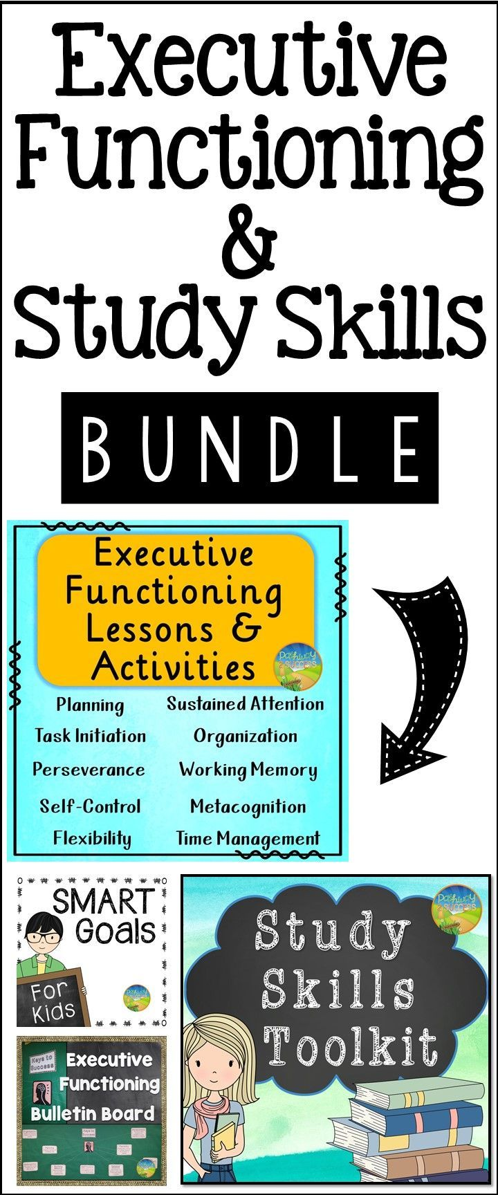 Teaching study skills and executive functioning skills made easy