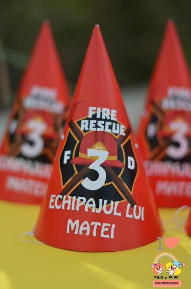 coifuri-personalizate-party-pompier