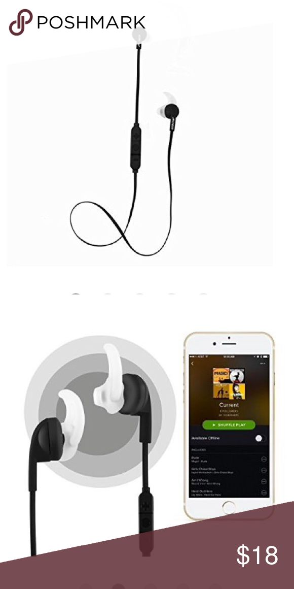 Bluetooth Headphones Cordless headphones that are perfect for going running. New in the box. Bluetooth enabled Accessories