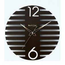 Buy online designer Wings Analog Wall Clock at best price in Brown color. Shop a wide range of collection to decor your home wall.