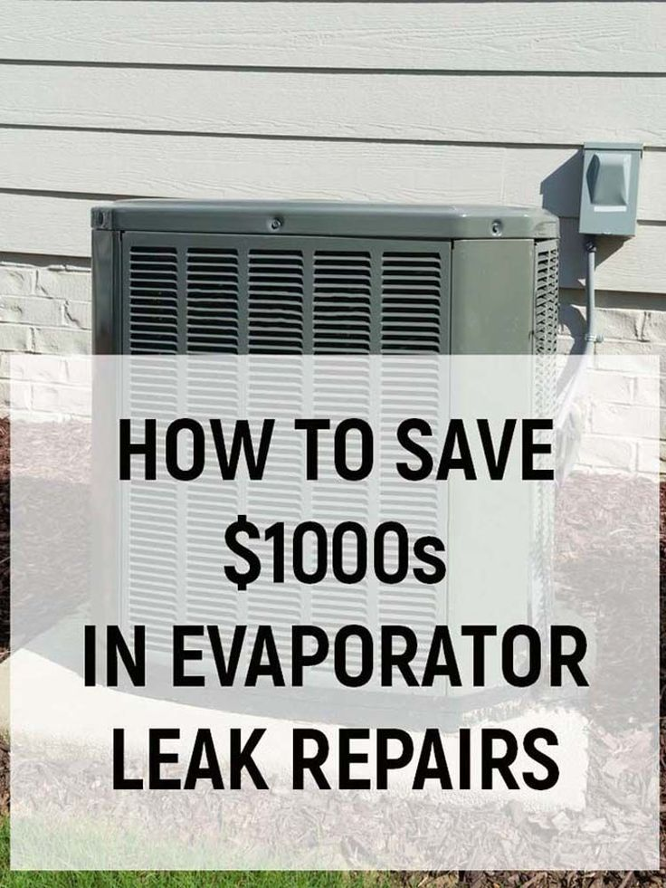 How to Save 1000's In Evaporator Leak Repairs With A/C