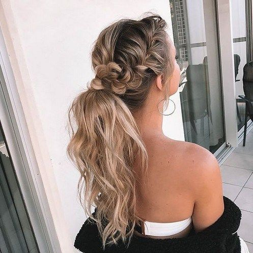 Aug 10, 2019 - 34 insipiration for side braid hairstyles you will love 30