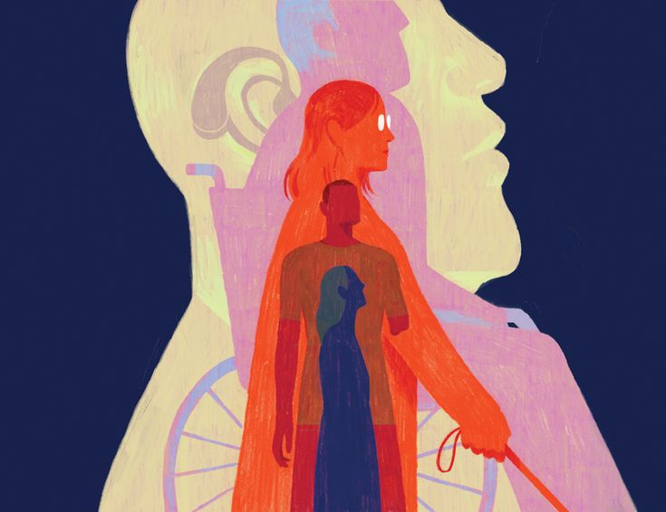 """""""Disability is everywhere. Becoming aware of it can be a revelation."""" The NYT is starting a series of op-ed essays on disability, giving those with disabilities a voice. Read the first essay by..."""