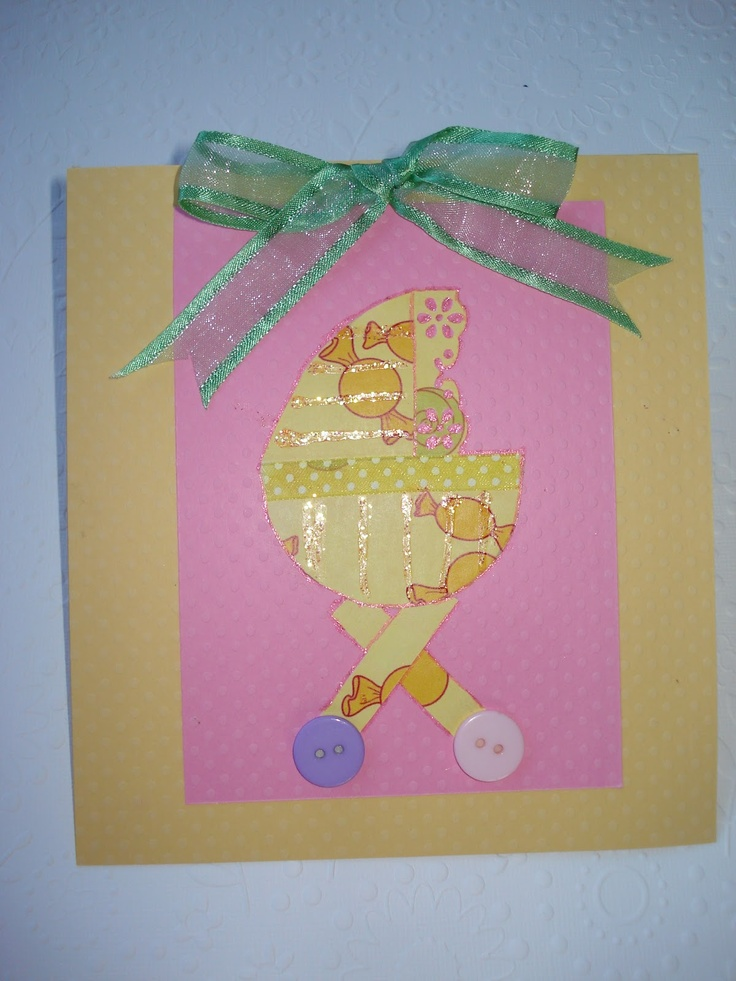 Invitation-card for baby