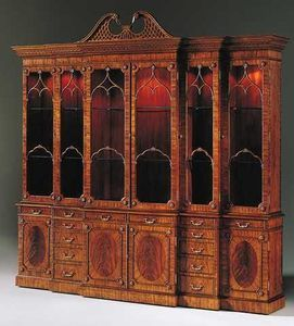 51 best Breakfronts & Hutches images on Pinterest | Antique ...