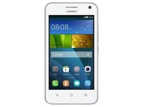 Huawei Ascend Y360 (Dual SIM) kártyafüggetlen okostelefon, White (Android)