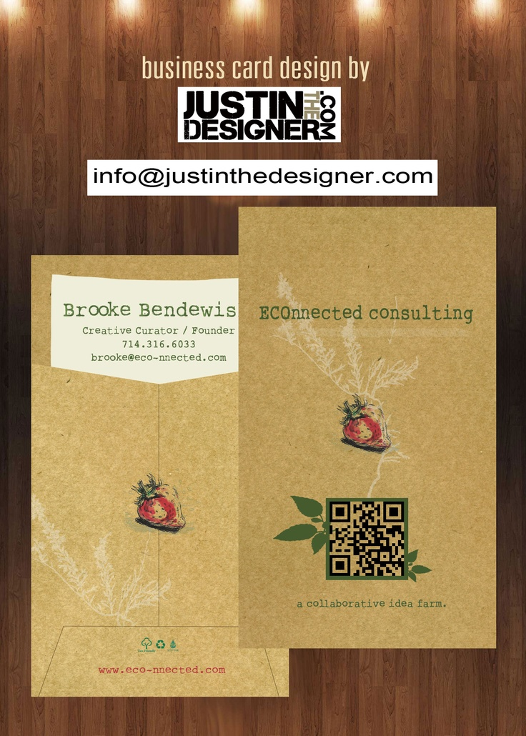 25 best ECO BUSINESS CARDS images on Pinterest   Cards, Business ...