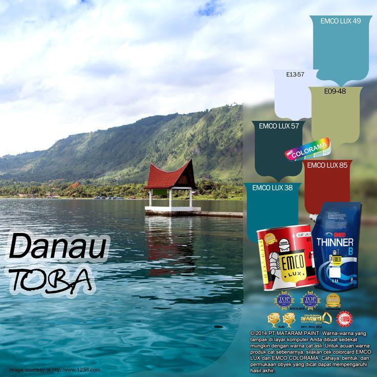 Danau Toba Kawan EMCO, negara kita ini sangatlah luas dan subur. Indonesia juga memiliki banyak sekali lokasi wisata alam yang memiliki keindahan alam yang luar bisa. Salah satunya adalah pesona danau Toba. Danau Toba merupakan salah satu danau terbesar di Asia Tenggara yang terletak di pulau Sumatera, Indonesia.  Kunjungi www.matarampaint.com untuk simak artikel menarik lainnya!  #emcolux #kayu #besi #surabaya #olshopindo #emco #paint #juara #indonesia #heritage #red #green #blue