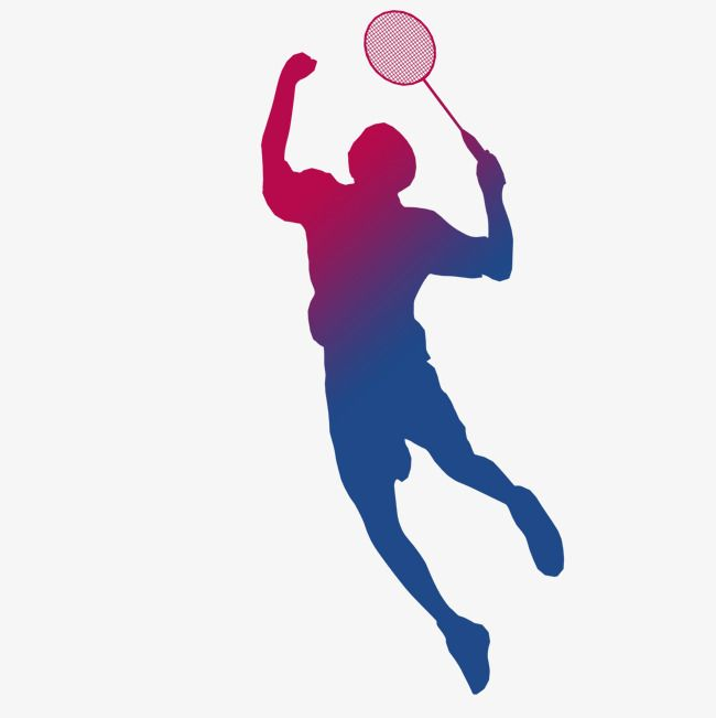 Playing Badminton Silhouette Badminton Clipart Game Badminton Player Silhouette Png Transparent Clipart Image And Psd File For Free Download Badminton Popular Sports Bad Logos