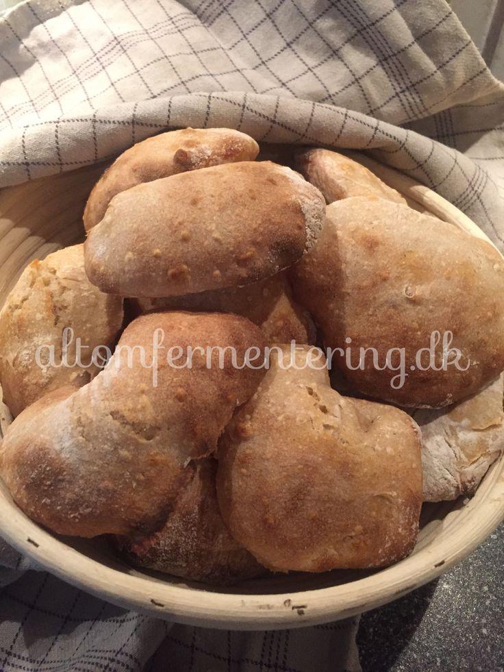 Nemme Surdejsboller (der passer sig selv!)   ALT OM FERMENTERING – Fermentering…