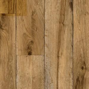 Armstrong Biscayne Dynasty Oak Vinyl Sheet Flooring - 6 in. x 9 in. Take Home Sample AR-512275 at The Home Depot - Mobile