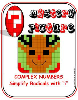 how to solve complex numbers with radicals