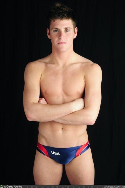 GAY OLYMPIC SWIMMERS AND DIVERS