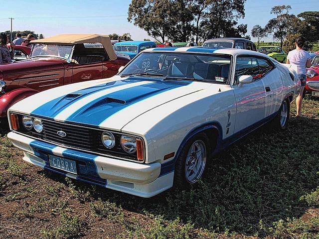 Ford XC Falcon Cobra