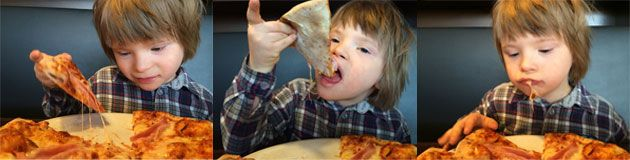 My pizza, my love