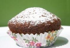 Mézes-almás muffin