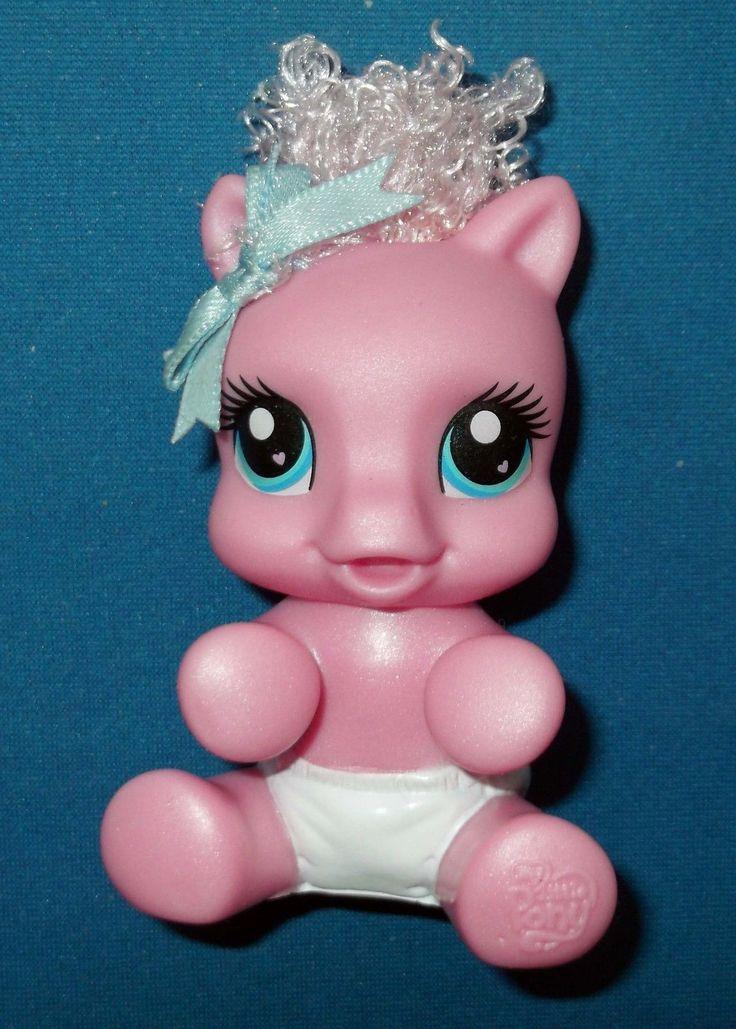MON Petit Poney Hasbro G3 5 Newborn Cutie MY Little Pony Pinkie PIE | eBay