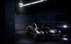 Wallpapers HD: Lamborghini Aventador