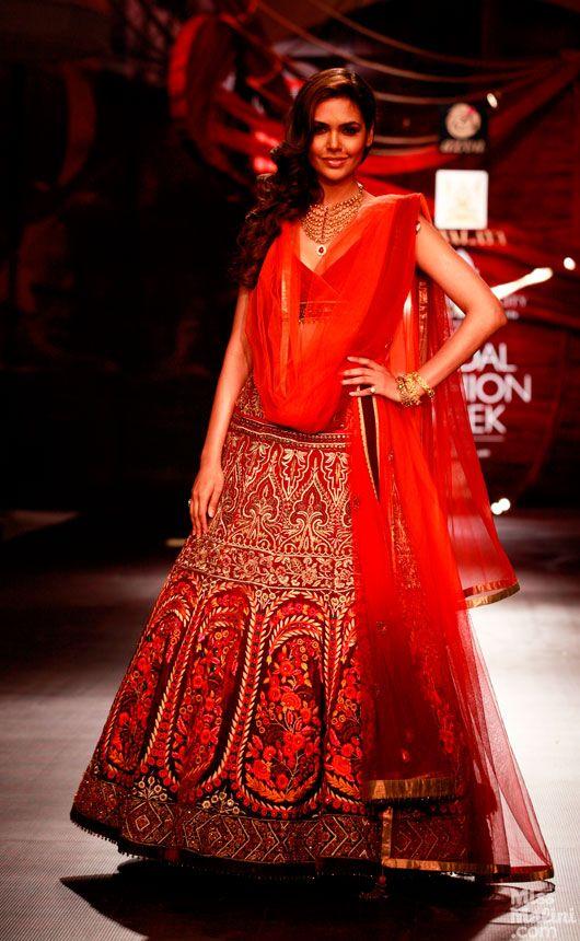 JJ Valaya, India Bridal Week