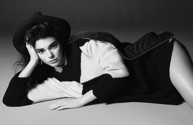kendall jenner by david sims