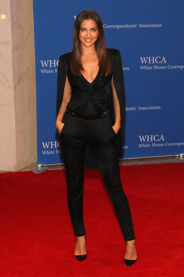 See all of the best dressed celebrities at the White House Correspondents' Dinner here.