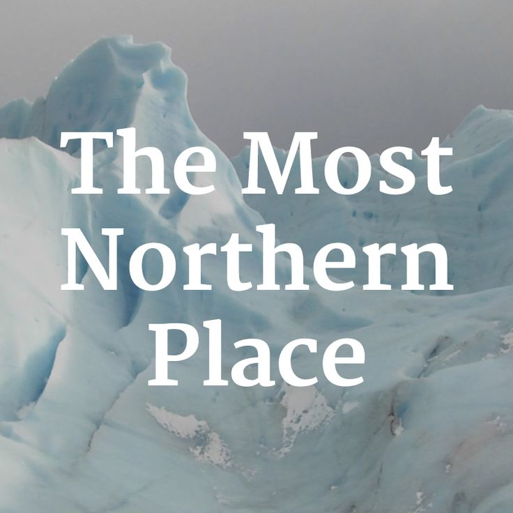 www.themostnorthernplace.com #webvideo #webdoc #transmedia  Great works and navgation !