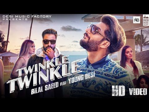 Twinkle Twinkle - Bilal Saeed Ft. Young Desi | Official Video - VER VÍDEO -> http://quehubocolombia.com/twinkle-twinkle-bilal-saeed-ft-young-desi-official-video    Desi Music Factory presents Bilal Saeed's new song Twinkle Twinkle ft. Rapper Young Desi . This video is directed by David Zinnie. Buy on iTunes –  Singer – Bilal Saeed Rap – Young Desi Music – Bilal Saeed Lyrics – Bilal Saeed Follow Bilal Saeed Follow...