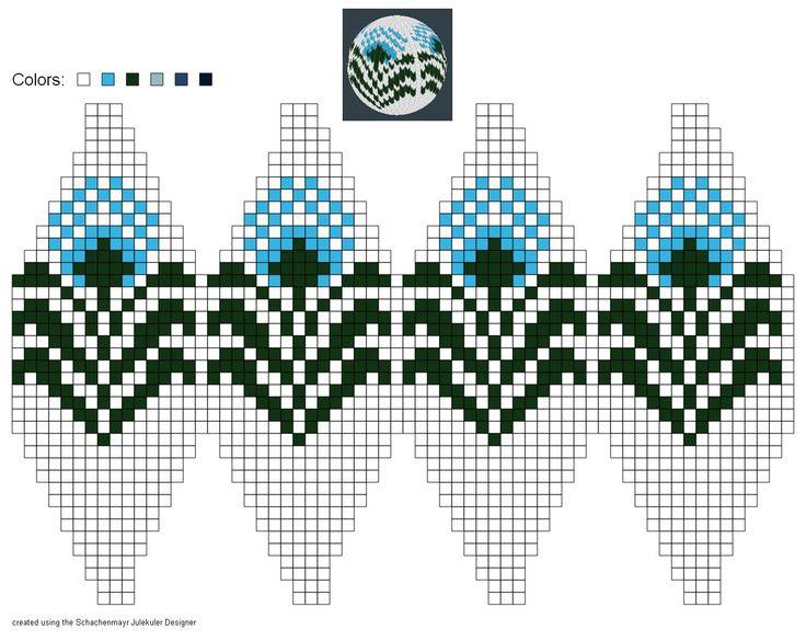 created using Schachenmayr Julekuler Designer