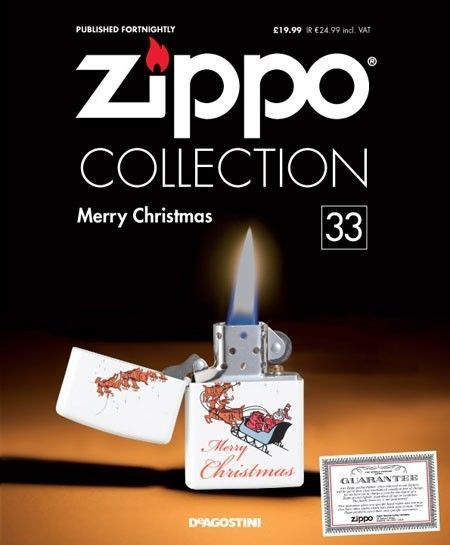 DEAGOSTINI ZIPPO COLLECTION LIGHTER WITH MAGAZINE PART WORK FROM 33 TO 35. in Collectables, Tobacciana & Smoking Supplies, Lighters | eBay!