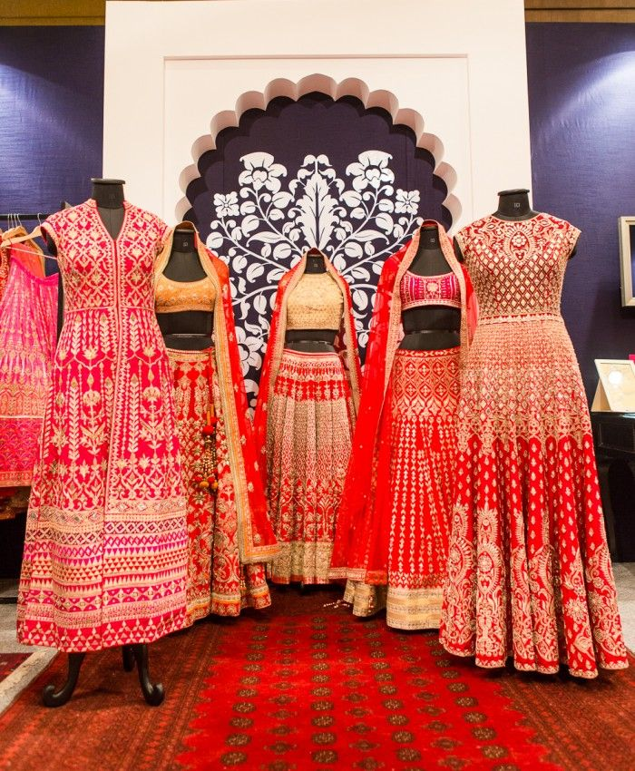 Anita Dongre-Vogue Wedding Show 2014