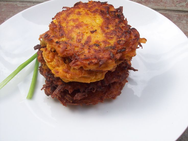 Sweet Potato Latkes: Recipe, Sweets, Sweetpotatolatkes, Potatoes, Sweet Potato Latkes, Kosher Cooking, Healthy Foods, Kosher Foods