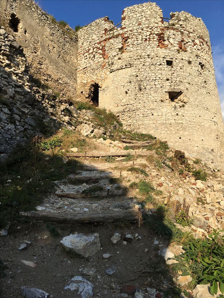 Plavecký hrad, Slovakia