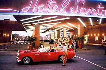Hotel Santa Fe, Disneyland Paris In thirty-two days I shall be making this hotel my temporary home.