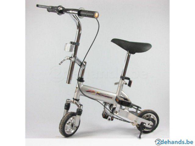 Pioneer Minifiets - Te koop €85 in Gistel Snaaskerke