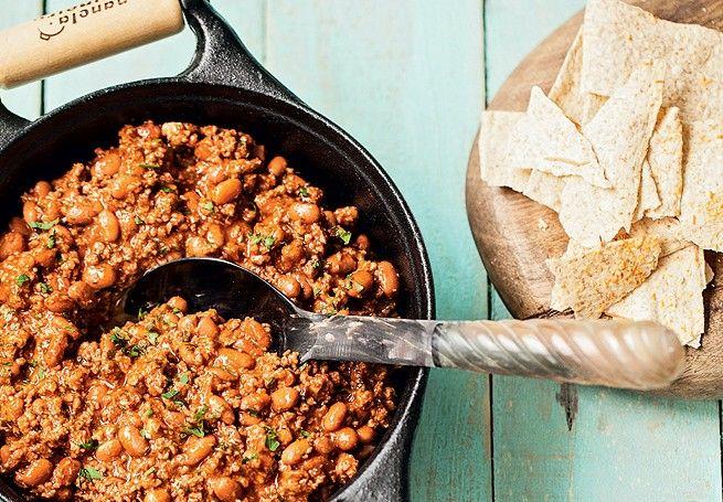 Chili Mexicano - Gastronomia do Mundo - Receita de Marina Hernandez, da Escola Wilma Köwesi