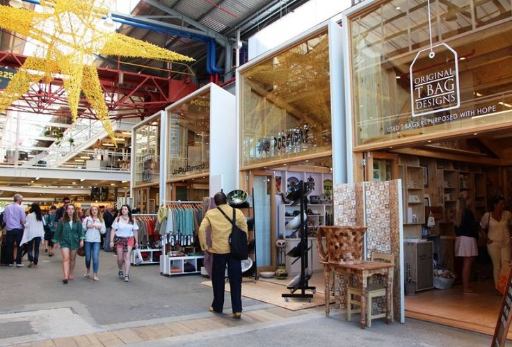 Hot in Cape Town: The new Watershed at the V&A Waterfront