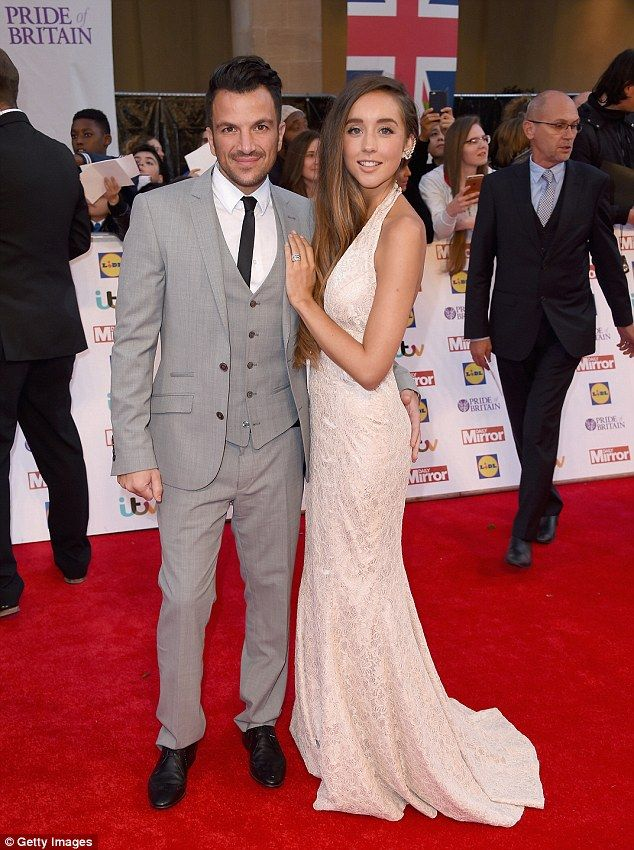 Emily Macdonagh Not Certain Peter Andre Wont T Cheat On Strictly
