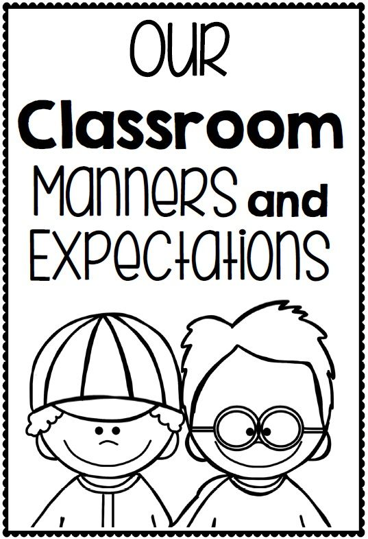 Teaching explicit expectations and manners is a vital part of students' day. These social skills need to be outlined at the beginning of the year and revisited throughout the year. These posters are great as they come in color and black and white. Read more http://cleverclassroomblog.blogspot.com.au/2014/06/classroom-manners-and-expectations.html
