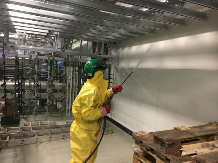 High pressure cleaning services by the Ormonde team in Slovakia - www.ormonde.sk