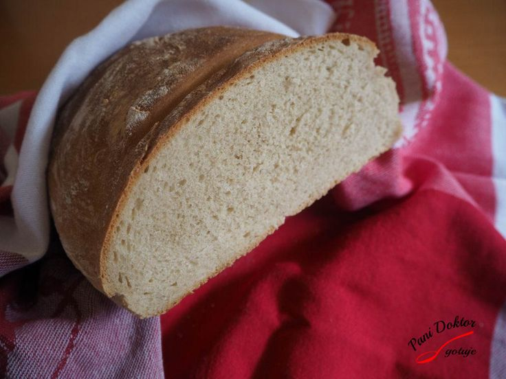 Chleb z mąki chlebowej 750